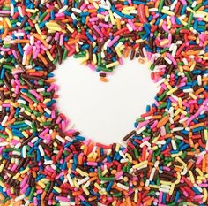 Sprinkling some love your way