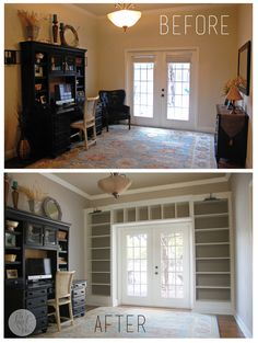Billy Built Ins 2