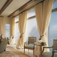 WeVUX  lot of interior home.decore advices! click to read more!  Scuola d'interni - decorazione: Tendaggi | WeVUX