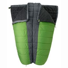 Couple sleeping bag! Too cute