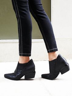 NAYA Outerbanks Ankle Boot at Free People Clothing Boutique