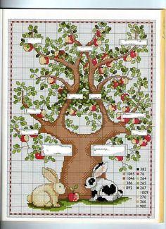 Arbre g n alogique paysage arbre g n alogique paysage - Arbre genealogique stickers ...