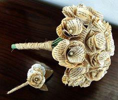 Bouquet da sposa fatti a mano