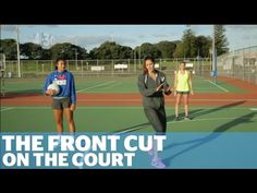 Backyard Bust In - Kayla Cullen - Netball III - YouTube