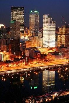 The Burgh in all its glory!!!