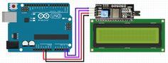 Jak podłączyć wyświetlacz LCD z I2C moduł do Arduino