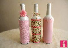 Garrafas, garrafinhas e garrafões na reciclagem