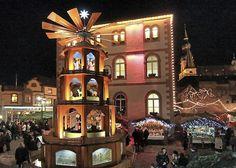 Weihnachtsmärchen in der Altstadt   Saarland   WO - WochenspiegelOnline.de