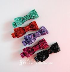 Christmas//Christening//Valentine//Easter Over The Top Hair Bow 5 Colors Available