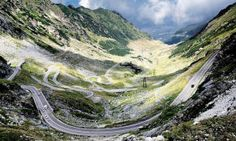 These pictures of the world's most intense drive will have you on the edge of your seat - Posted on Roadtrippers.com!
