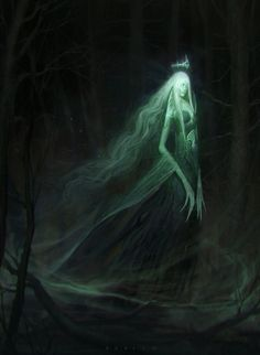 """ELDRITCH [adjective] unearthly, alien, supernatural, weird, spooky, eerie. Etymology: of uncertain origin. Possibly from Middle English eldrich, from earlier elrich, equivalent to Old English el- (or Elf), """"foreign, strange, other"""" + rīċe, """"realm,..."""