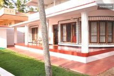 Luxurious Beach house  on rent  in Kovalam Kerala India.Sea front new construction, peaceful away from the main road accessible to market, beach in 5 minutes with all comfort .A HOME AWAY FROM HOME. rate is 50€  per night