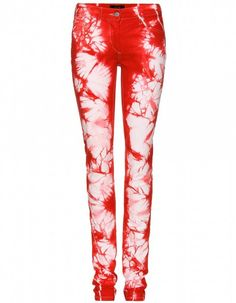 tie and dye, Isabel Marant