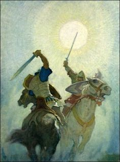 NC Wyeth Illustrations