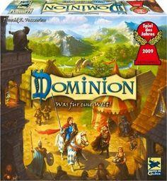 Hans im Glück 48189 - Dominion, Spiel des Jahres 2009: Amazon.de: Spielzeug