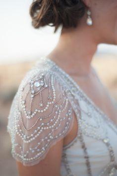 Real LWD Bride: Megan's African Desert Destination Wedding | Jenny Packham Eden gown | Little White Dress Bridal Shop: Denver Bridal Gowns Wedding Dresses