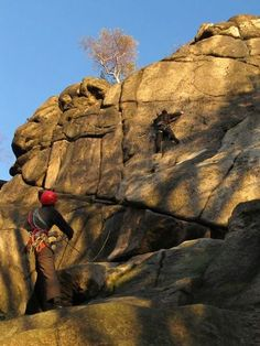 For you who have tried climbing but isn't a expert, try our medium level climbing event. Rappelling, Czech Republic, Climbing, Adventure, Medium, Mountaineering, Adventure Movies, Adventure Books, Bohemia