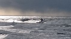 ....falling and getting up again....I watched this silver light surfer…