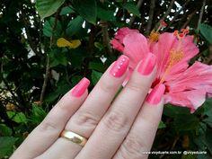 Vivy Duarte: Esmalte da Semana: Pink