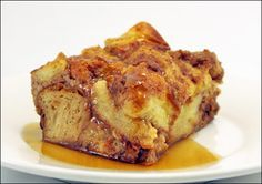 Brown Sugar  Walnut Baked French Toast