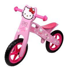 Lasten potkupyörä Hello Kitty 4739