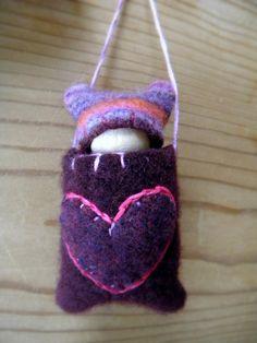 Waldorf Peg Doll Gnome