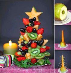 Come fare un albero di frutta