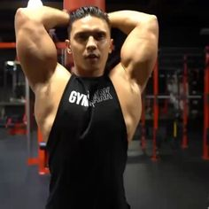 Daily Gym Workout, Full Body Hiit Workout, Gym Workout Videos, Abs Workout Routines, Weight Training Workouts, Big Arm Workout, Bicep And Tricep Workout, Plyometric Workout, Dumbbell Workout