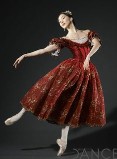 ABT's Hee Seo. Photo by Nathan Sayers.