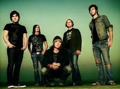 The Red Jumpsuit Apparatus <3  Josh Burke, Joey Westwood, Randy Winter, Ronnie Winter, Kristopher Comeaux <3