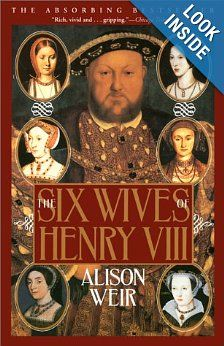 The tempestuous, bloody, and splendid reign of Henry VIII of England (1509-1547) is one of the most fascinating in all history, not least for his marriage to six extraordinary women. In this accessible work of brilliant scholarship, Alison Weir draws on early biographies, letters, memoirs, account books, and diplomatic reports to bring these women to life.