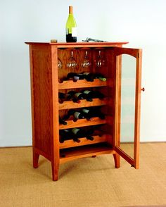 Wine Cabinet by Cherry Pond Designs  starting at 1323