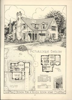 ideas about Vintage House Plans on Pinterest   Vintage    Lake Shore Lumber  amp  Coal  house plans