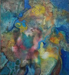 "Saatchi Art Artist Tage Fredheim; Painting, ""Imagine"" #art"