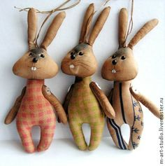 Flavored handmade dolls. Fair Masters - handmade Bunnies and Seals. Fragrant coffee toys .                              . Handmade.