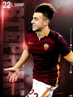 AS Roma - Stephan El Shaarawy