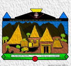 El enigmático reino de Kush con sus sombras. The enigmatic kingdom of Kush