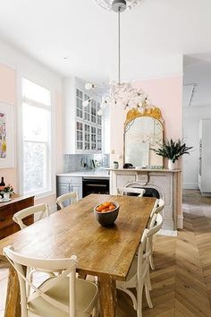 Think French - How To Decorate A Traditional Home Like A Millennial - Photos