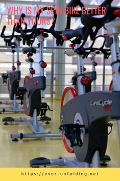 Why Is My spin bike Better Than Yours? Cycling Tips, Cycling Workout, Road Cycling, Spin Bike Workouts, Fun Workouts, Swimming Tips, Swimming Workouts, Spin Bike For Home, Cycle Trainer