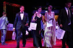 Adelaide Kane et Alyssa Campanella au Dîner de Gala du 54 ème Festival de Télévision de Monte-Carlo. #Mc2014 #FestivaltvMonteCarlo