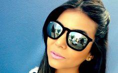 13 melhores imagens de Sunglasses   Sunglasses, Feminine fashion e ... b134755ae3