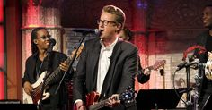 """Mr. Scarborough, host of """"Morning Joe,"""" said during an appearance on """"The Late Show"""" that he thought President Trump would have to change his approach to governing."""