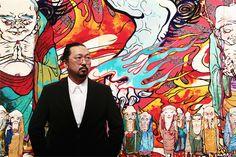 村上隆が現代アートで解釈した《五百羅漢図》