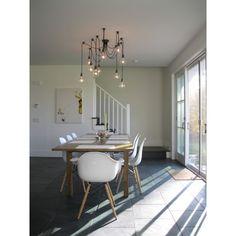 Edison Spider Lamp | Contemporary & Modern Chandelier | Cult UK
