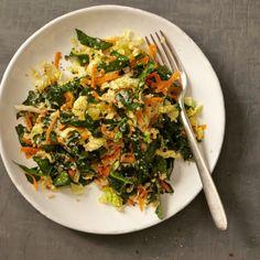 Sesame Kale Salad Recipe | Martha Stewart