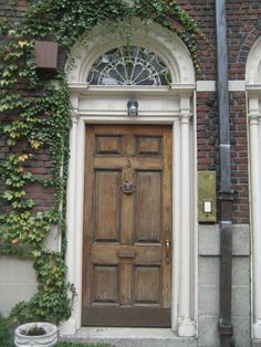 Door in Boston
