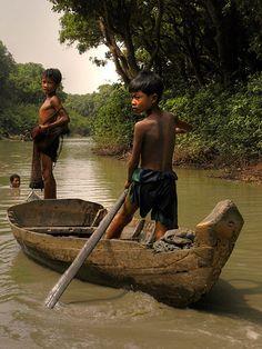 Lake Tonle Sap Cambodia http://www.theprivatetravelcompany.co.uk/destinations/siem-reap-angkor-wat/