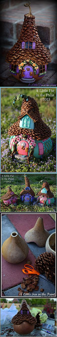 1000 images about duendes y hadas on pinterest gnomes - Casas de hadas ...