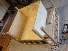 Bookshelf Chair - Bookshelf Chair : 15 Steps (with Pictures) – Instructables - Breastfeeding Chair, Library Chair, Chair Pictures, Office Chair Without Wheels, Old Chairs, Ikea Chairs, Diy Chair, Diy Bookshelf Chair, Chairs