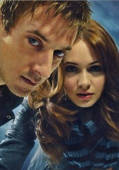 Rory, the boy who waited 2000 for his love. Rory and Amy companions ~ Dr Who